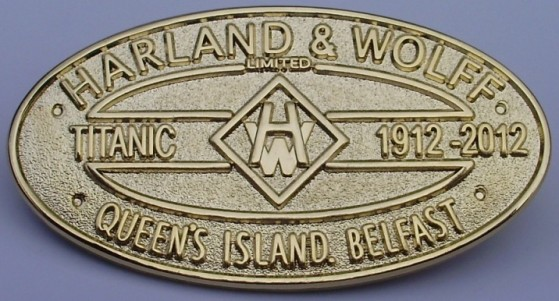Титаник Harland&Wolff